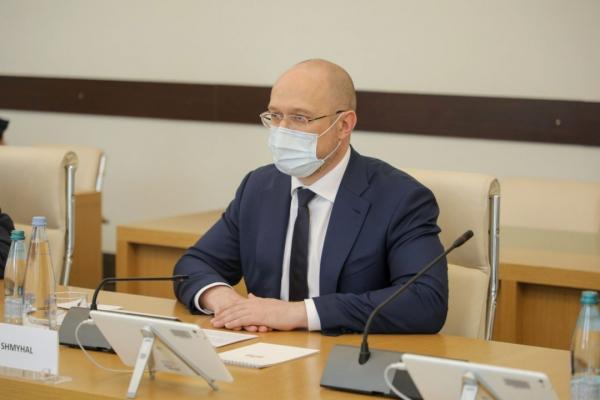 """Шмыгаль рассказал, когда Украина может получить """"промышленный безвиз"""" с ЕС"""