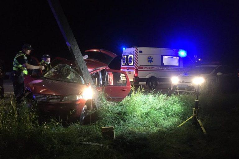 Чернігівський район: рятувальники деблокували постраждалого водія з пошкодженого автомобіля – Новини Чернігова та Чернігівщіни