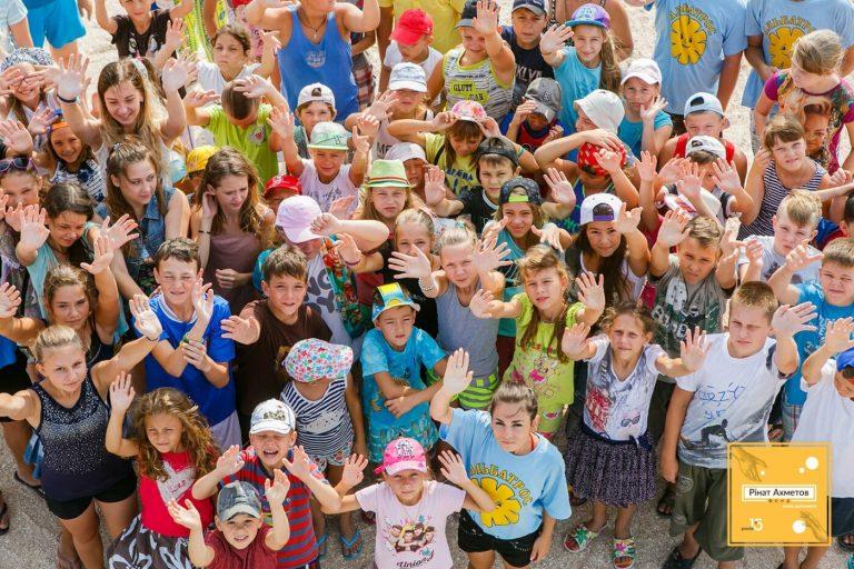 Международный день защиты детей: Фонд Рината Ахметова заботится о будущем страны