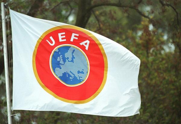 УЕФА приостановил проведение каких-либо мероприятий в Беларуси под своей эгидой