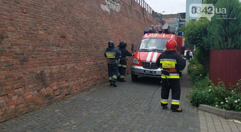 """У """"Бастіоні"""" в приміщенні ресторану сталася пожежа – її швидко загасили (ФОТО)"""