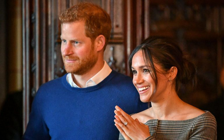 Дочь Меган Маркл и принца Гарри все-таки включили в список наследников престола          Представители королевской семьи обновили список