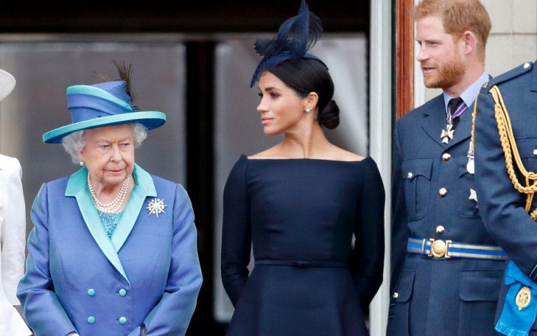Елизавета II вычеркнула дочь Меган и Гарри из списка претендентов на престол          Никаких исключений